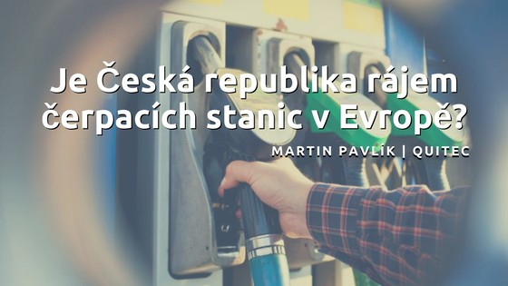 Je Česká republika rájem čerpacích stanic?